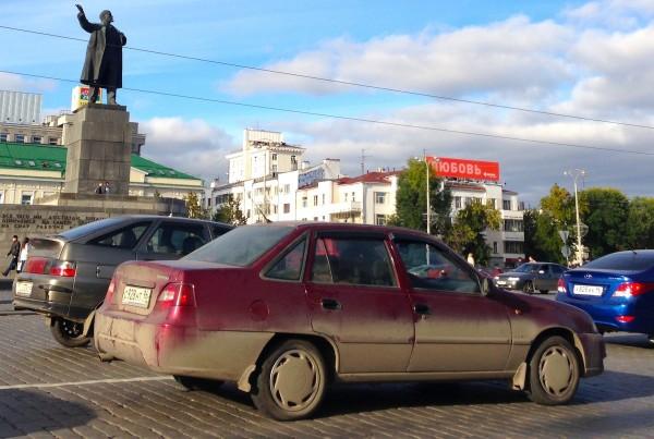 17 Daewoo Nexia Lenin