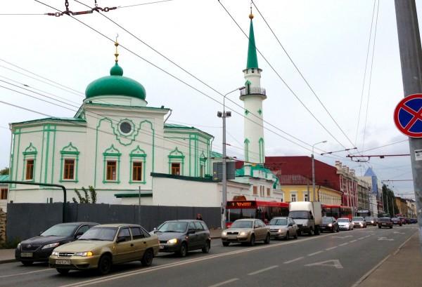 19 Kazan traffic