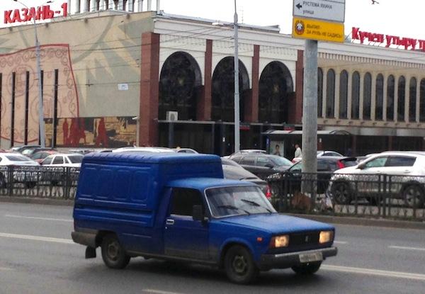 24 Lada Classic Pickup
