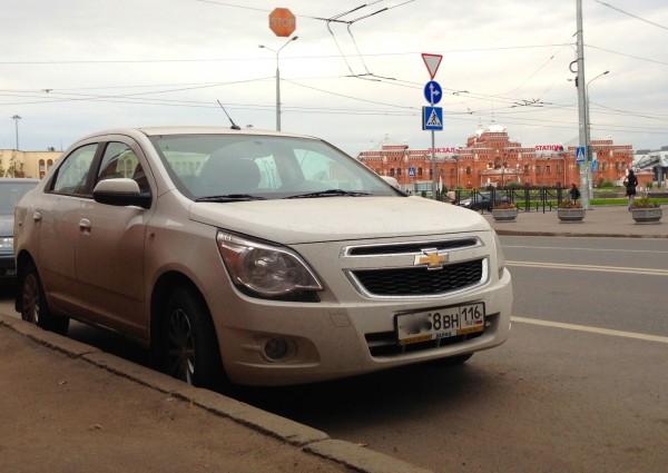 3 Chevrolet Cobalt