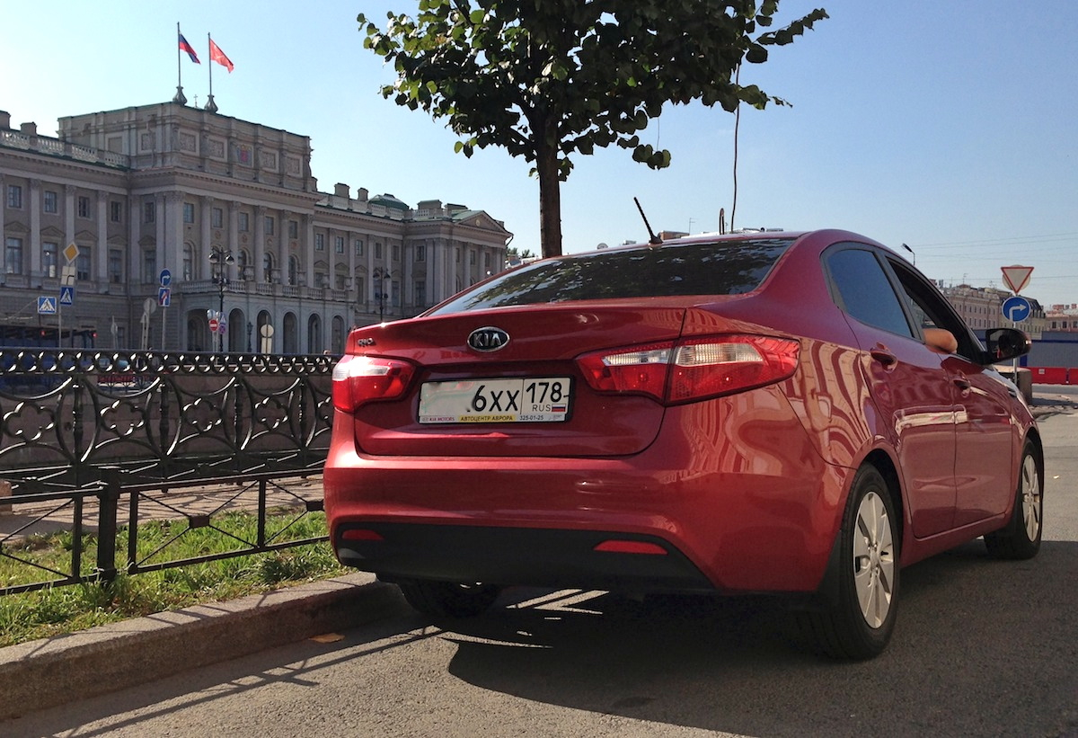Best Selling Cars Around The World Trans Siberian Series