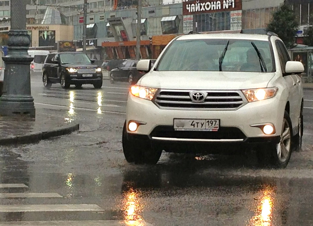 2013 Toyota Highlander For Sale >> Best Selling Cars Around The Globe: Trans-Siberian Series Part 2: Moscow, Russia - The Truth ...