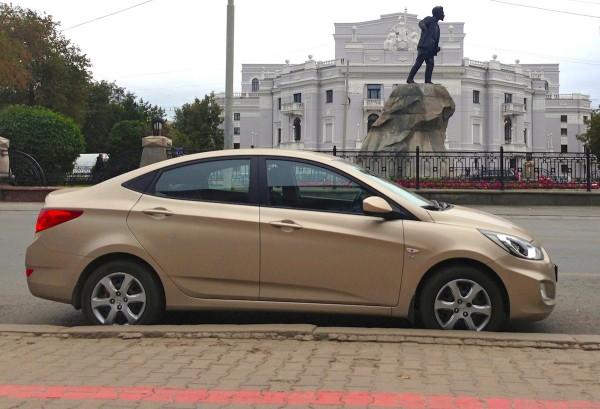 7 Hyundai Solaris