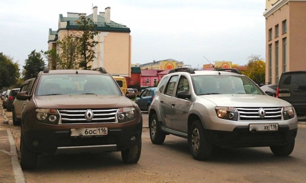 7 Renault Duster