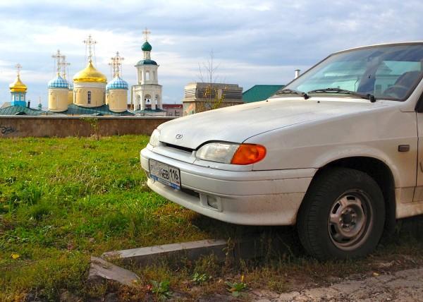 8 Lada Samara