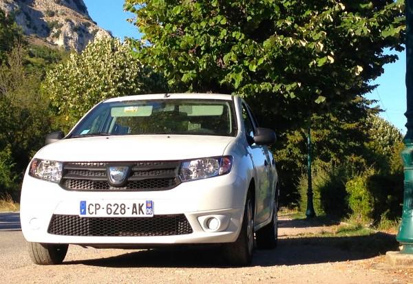 Dacia Sandero France September 2013