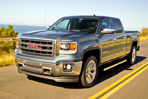 GMC Sierra. Picture courtesy of www.autowp.ru