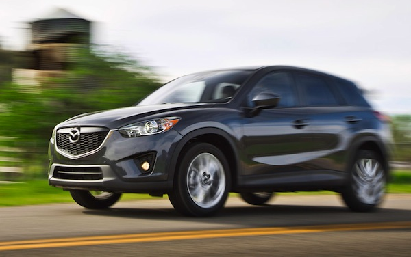Mazda CX-5 Puerto Rico April 2014. Picture courtesy of fblife.com