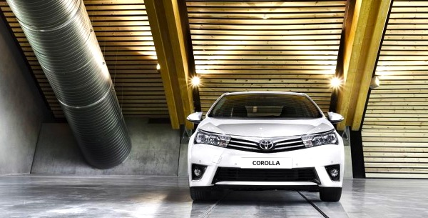 Toyota Corolla UAE July 2013