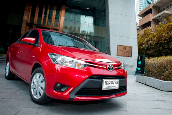 Toyota Vios Philippines August 2013. Picture courtesy of livelifedrive.com