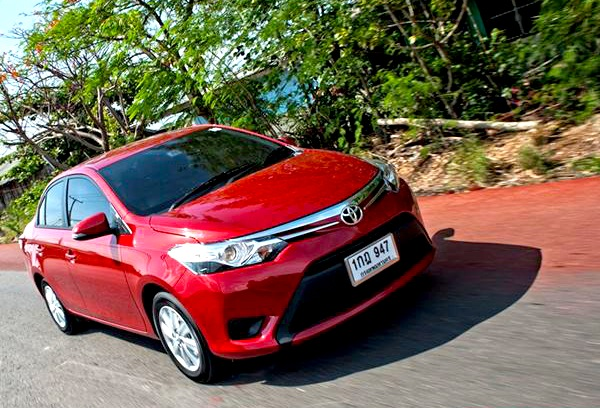 Philippines August 2013: Toyota Vios breaks record