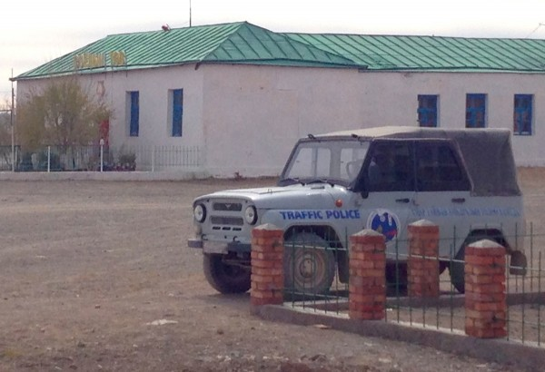 10b UAZ Hunter Bayandalai