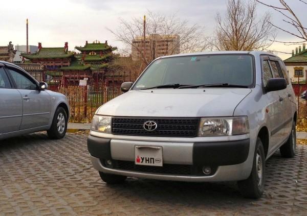 12 Toyota Probox