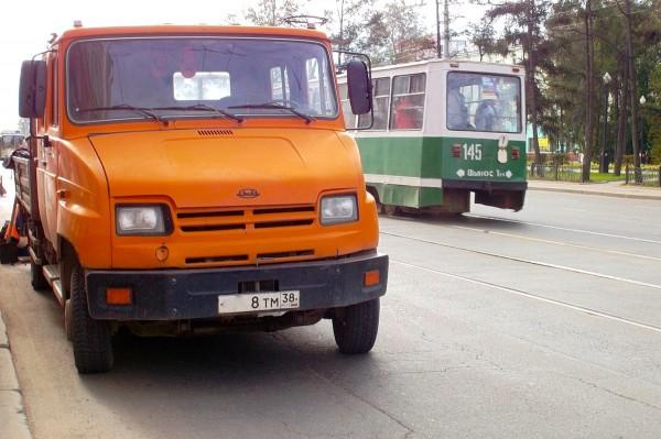 Zil Truck