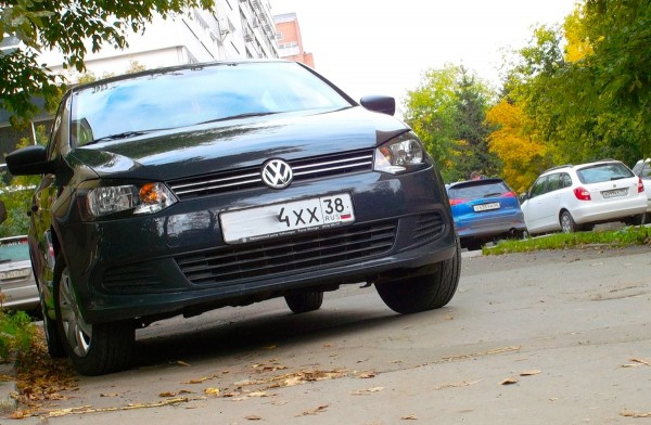17 VW Polo