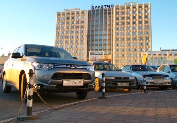 18 Mitsubishi Outlander