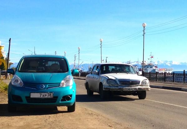 19 Nissan Note GAZ Volga