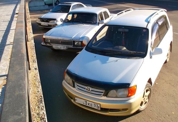 19 Toyota Ipsum
