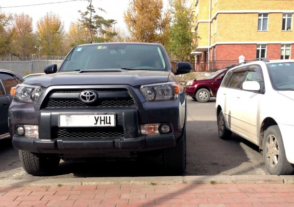 21 Toyota Hilux Surf