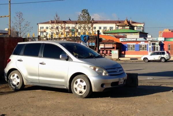 4 Toyota Ist