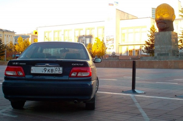 6 Toyota Carina