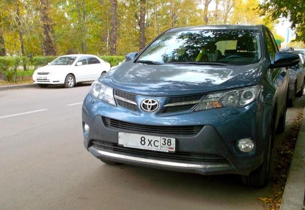6 Toyota RAV4