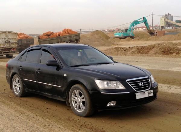 9 Hyundai Sonata