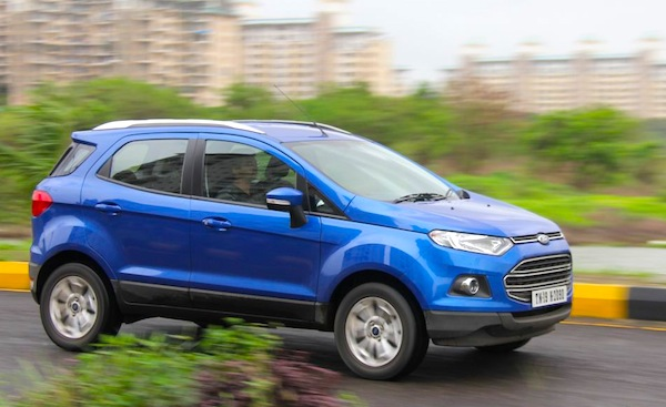 Ford Ecosport World July 2013