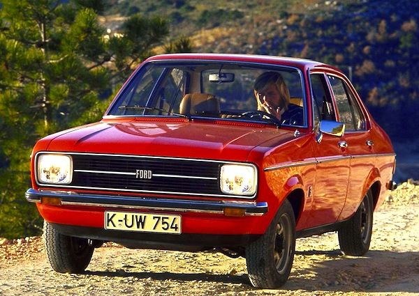 Ford Escort Europe 1975
