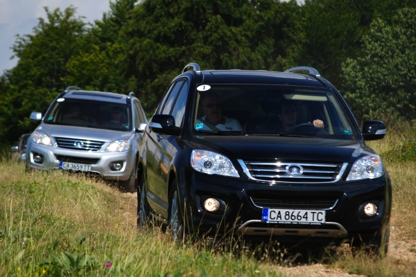 Great Wall Hover H6 Bulgaria September 2013. Picture courtesy of autobild.bg