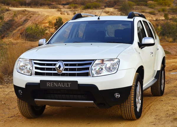 Renault Duster South Africa September 2013