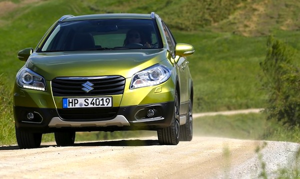 Suzuki SX4 Switzerland 2013