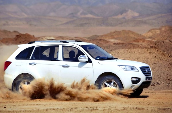 Lifan X60 Iran October 2013. Picture courtesy of im.car-features.com