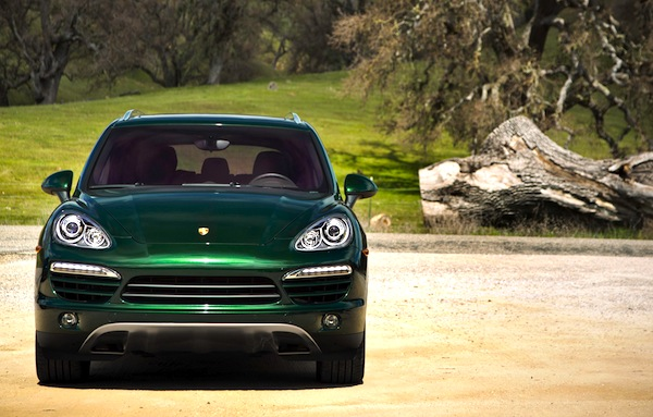 Porsche Cayenne USA October 2013. Picture courtesy of motortrend.com