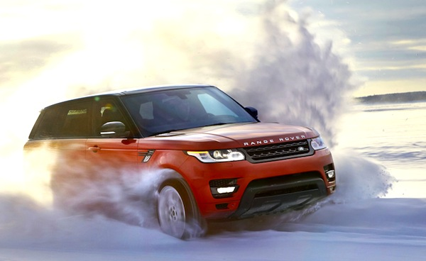 Range Rover Sport Switzerland October 2013