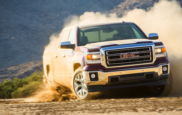 GMC Sierra USA November 2013. Picture courtesy of motortrend.com