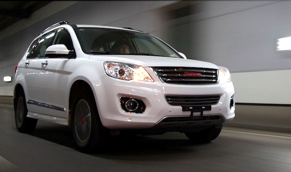 Haval H6 China October 2013b. Picture courtesy of auto.sohu.com