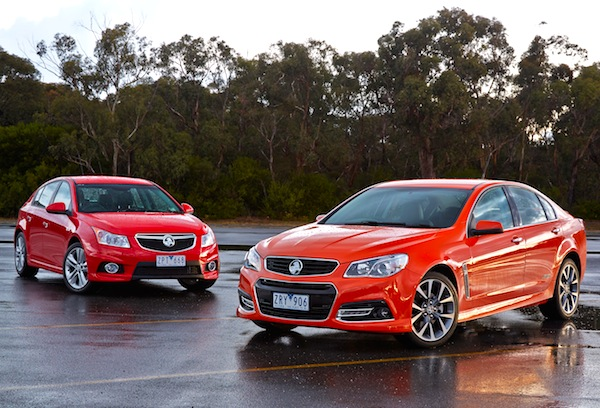 Holden Cruze Commodore