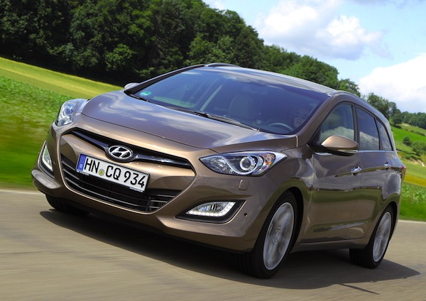 Hyundai i30 Germany June 2014