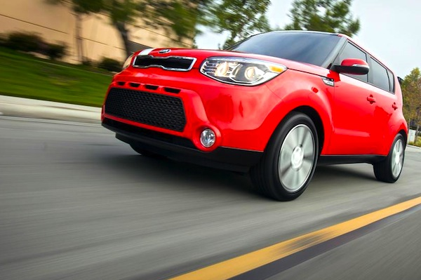 Kia Soul USA November 2013. Picture courtesy of caranddriver.com