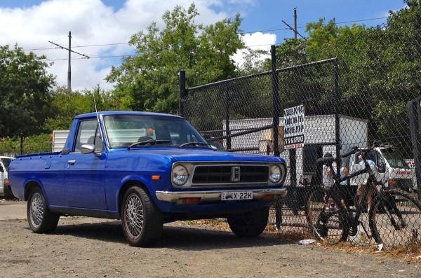 2 Datsun Pickup Sydney December 2013