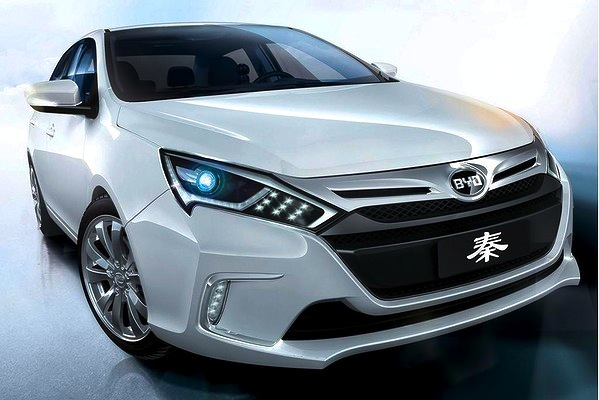 BYD Qin China 2013. Picture courtesy of drive.com.au