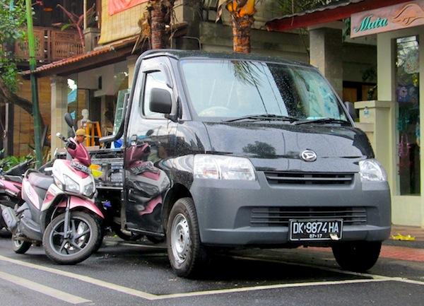 Daihatsu Gran Max Pickup Indonesia 2013