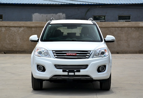 Haval H6 China July 2014