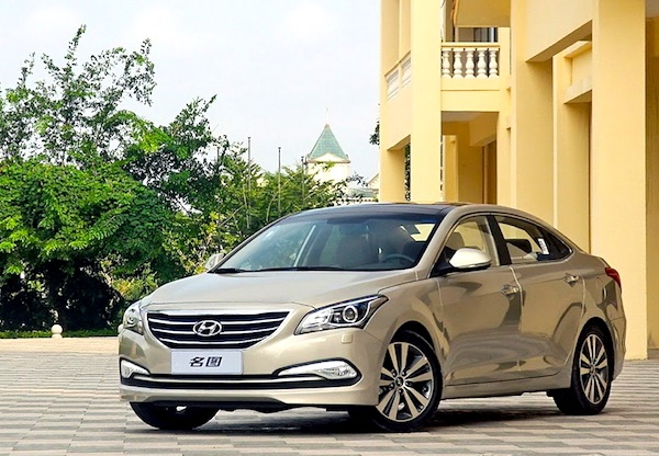 Hyundai Mistra China 2013. Picture courtesy of autoevolution.com