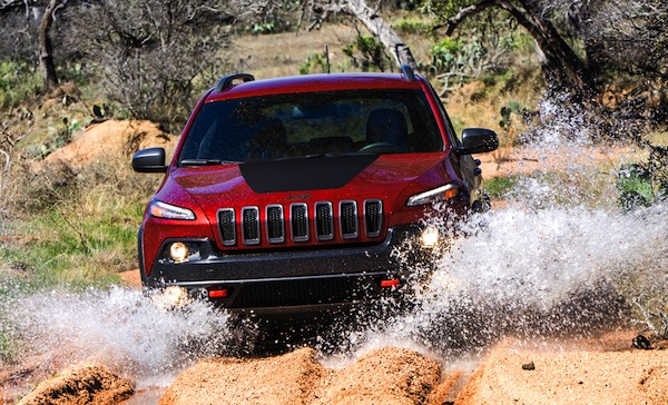 Jeep Cherokee USA June 2014. Picture courtesy of motortrend.com