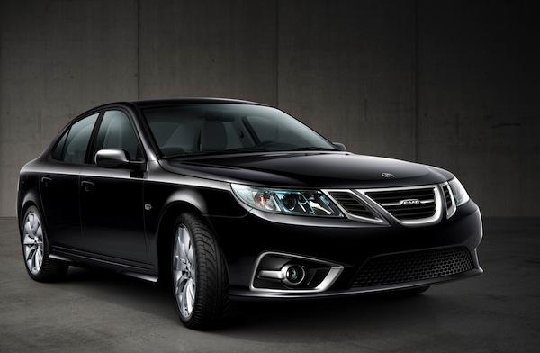 Saab 9-3 Sweden 2013