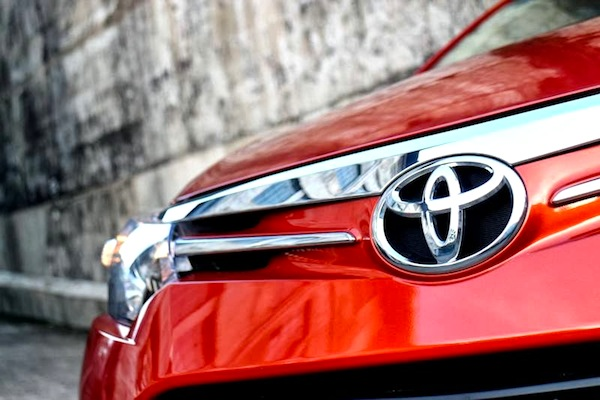 Toyota Vios Philippines May 2014. Picture courtesy of carguide.ph