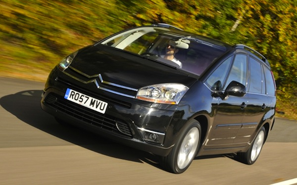 Citroen Grand C4 Picasso used car UK
