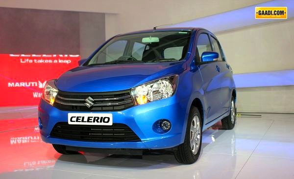 Maruti Celerio India January 2014